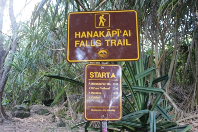 Hanakapi'ai Falls Trail 33