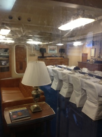 Captain's Room.