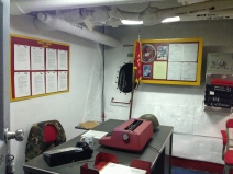 Marines office.