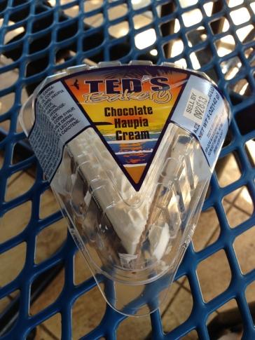 Chocolate Haupia Cream Pie!