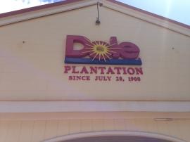 Dole Plantation 1
