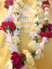 Beautiful leis!