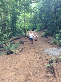 Manoa Falls Family 4