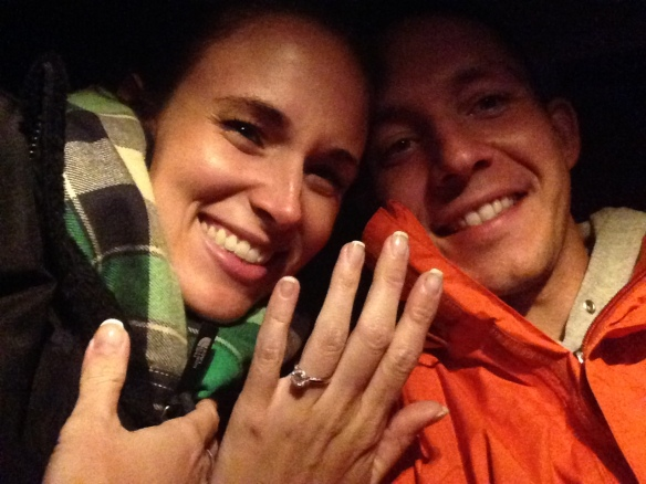 Engaged!!!