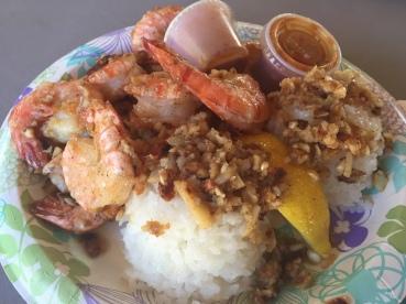 Shrimp!