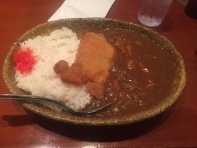 Josh's Japanese curry