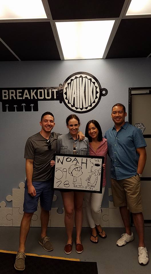 Escape Room Made By The Creators Of He Darkness
