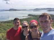 Top of the Pu'u Ma'eli'eli hike