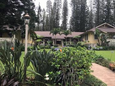 Hotel Lanai!