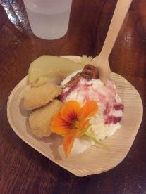 Haupia ice cream
