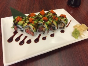 Spicy Dragon Roll