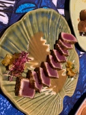 Seared ahi special