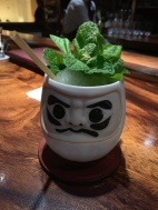 Yuzu Mojito: El Dorado 3 year Rum, Yuzu, Fresh Mint, Fresh Lime Juice, Grapefruit Soda